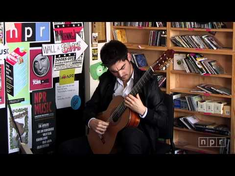 Milos: NPR Music Tiny Desk Concert