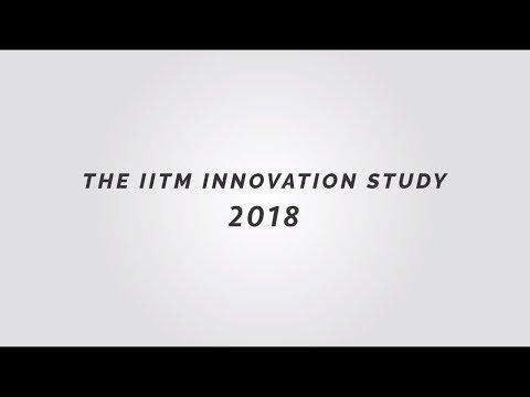 IIT Madras Innovation Study 2018 | Data Driven Approach