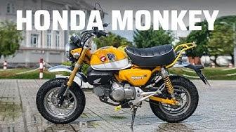 Trên tay Honda Monkey 125