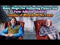 Many Magic: The Gathering Players Ask, Peter Adkison Answers! Founder of Wizards Of The Coast