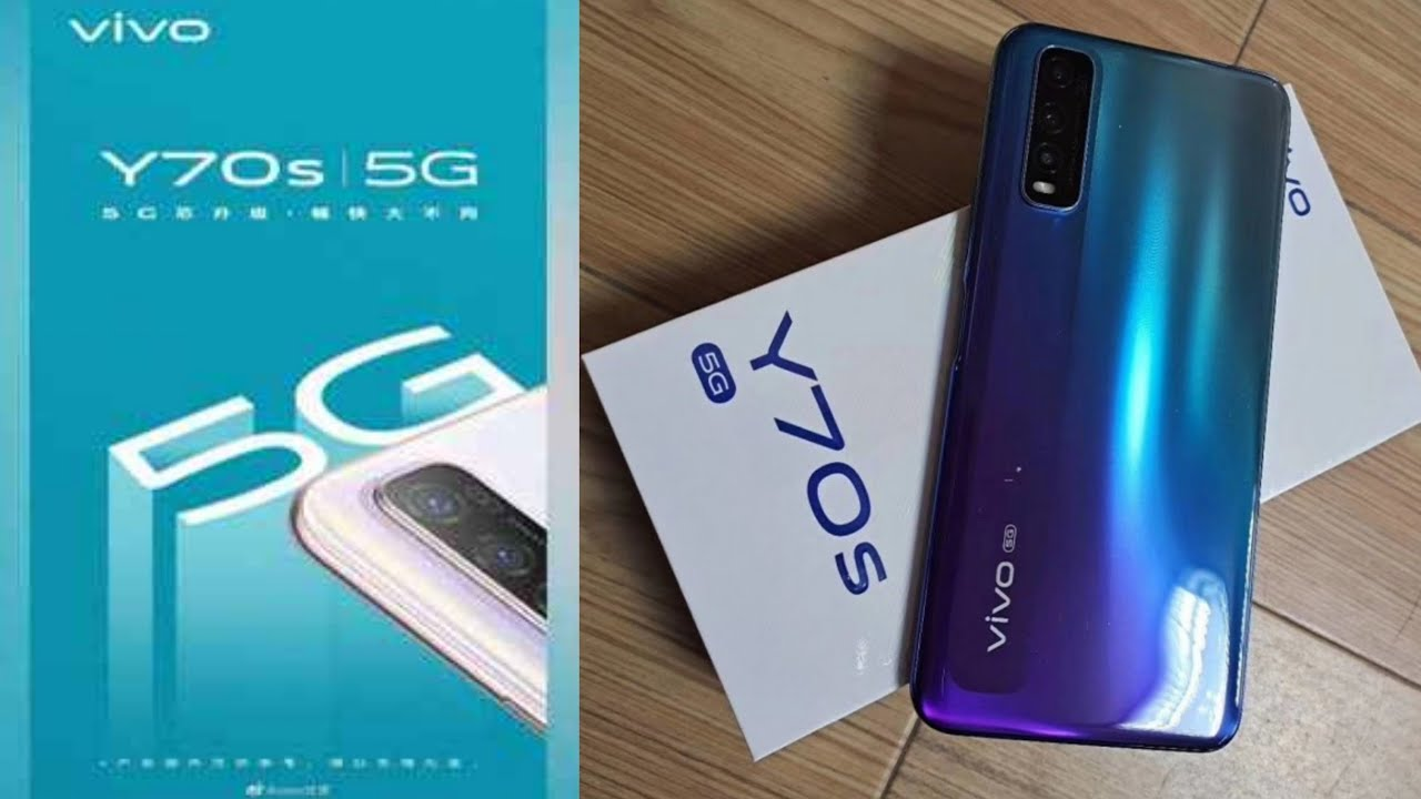 Vivo Y70s With 5G Support | Live Images Leak Before Launch ...