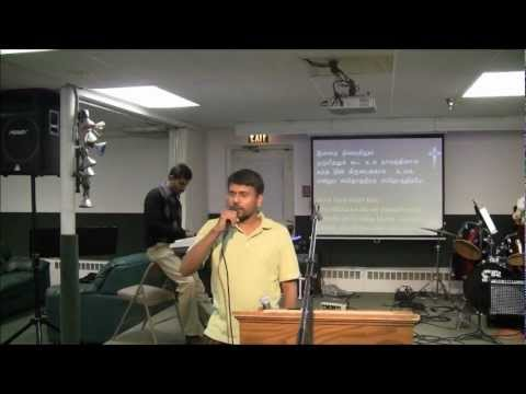 Denver Tamil Church - Tamil Song 'Sthothiram Yesu Naathaa'
