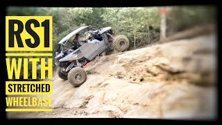 RZR riding at Blue Holler Offroad October 2018