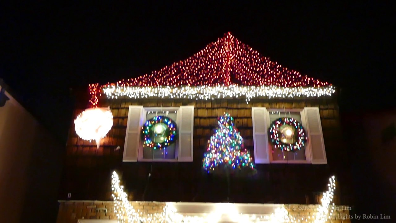 naples island long beach christmas lights