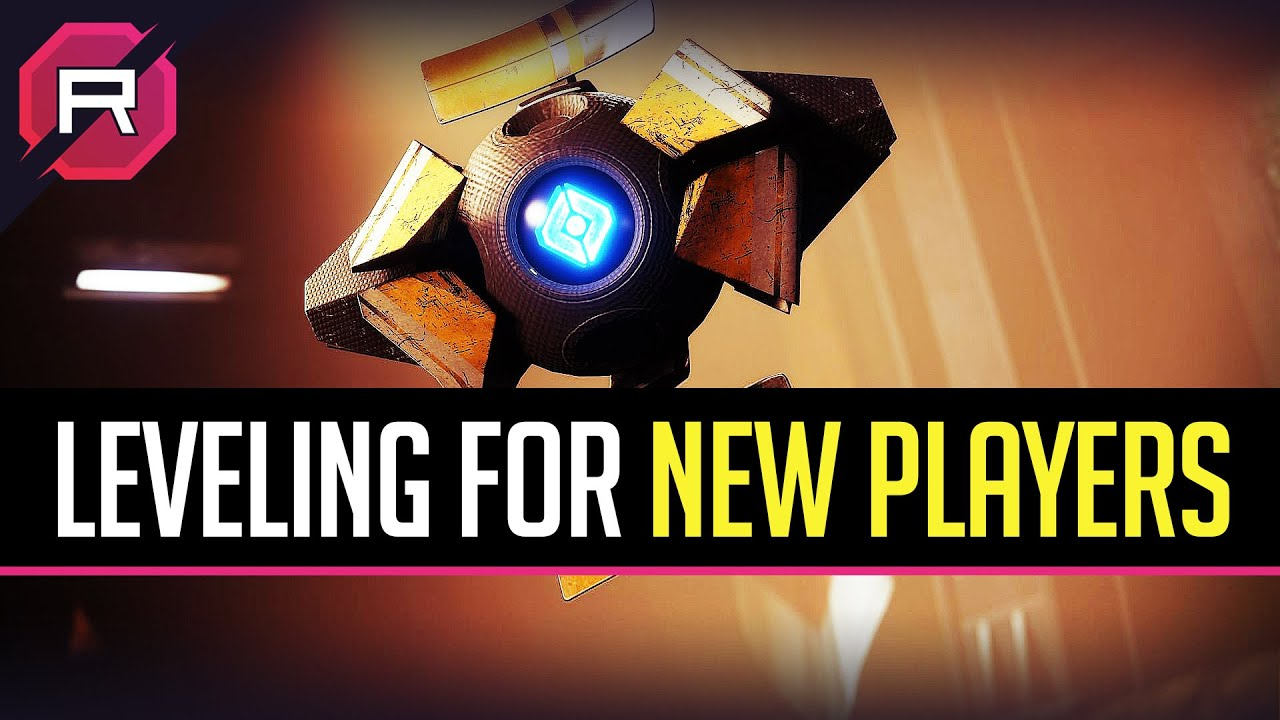 Destiny 2 Leveling For New Players