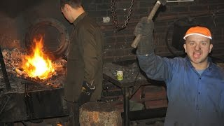видео Изделия ручной ковки
