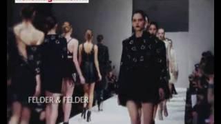 Sienna Miller speaks with hellomagazine.com at London Fashion Week Thumbnail