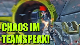 Chaos Im Teamspeak! - Dirty Bomb #3 [de|pc]