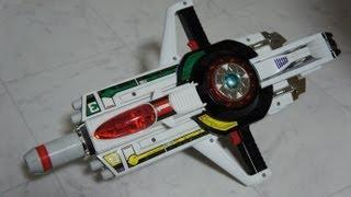 未来戦隊タイムレンジャー ボルテックバズーカ MiraiSentai TimeRanger BoltecbBzooka thumbnail