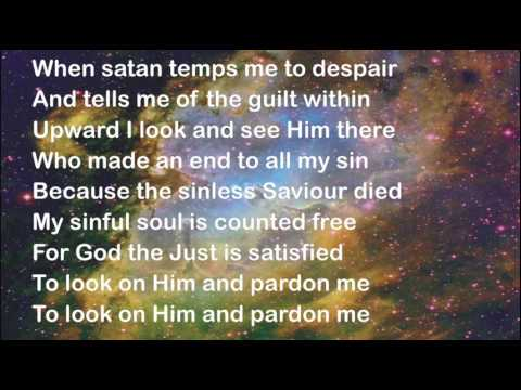 Before The Throne of God Above (with intro and lyrics)