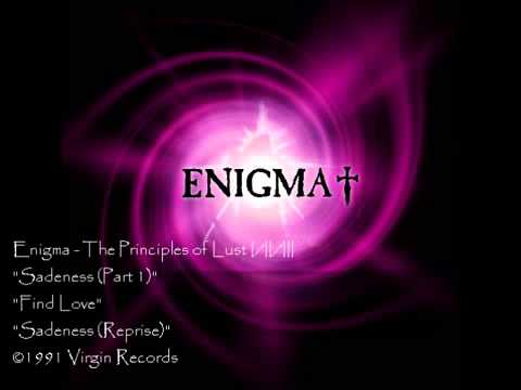 Enigma - Sadeness Part 1 - 2 - 3 [HQ] (Translated).