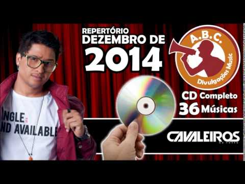 cd completo cavaleiros do forro 2014