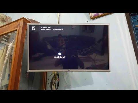 Kênh bị đổi tần số khắc phục thế nào – Hướng dẫn dò kênh Tivi LG 32LK500