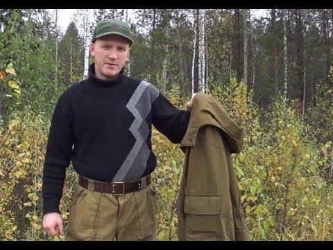 Куртка ШТОРМОВКА -хороший вариант для охотников и рыбаков.