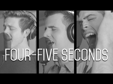 FourFiveSeconds' A Cappella Cover Is a Must-Hear | Billboard
