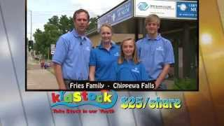 2014 Boys & Girls Clubs Kidstock Commercial by WEAU