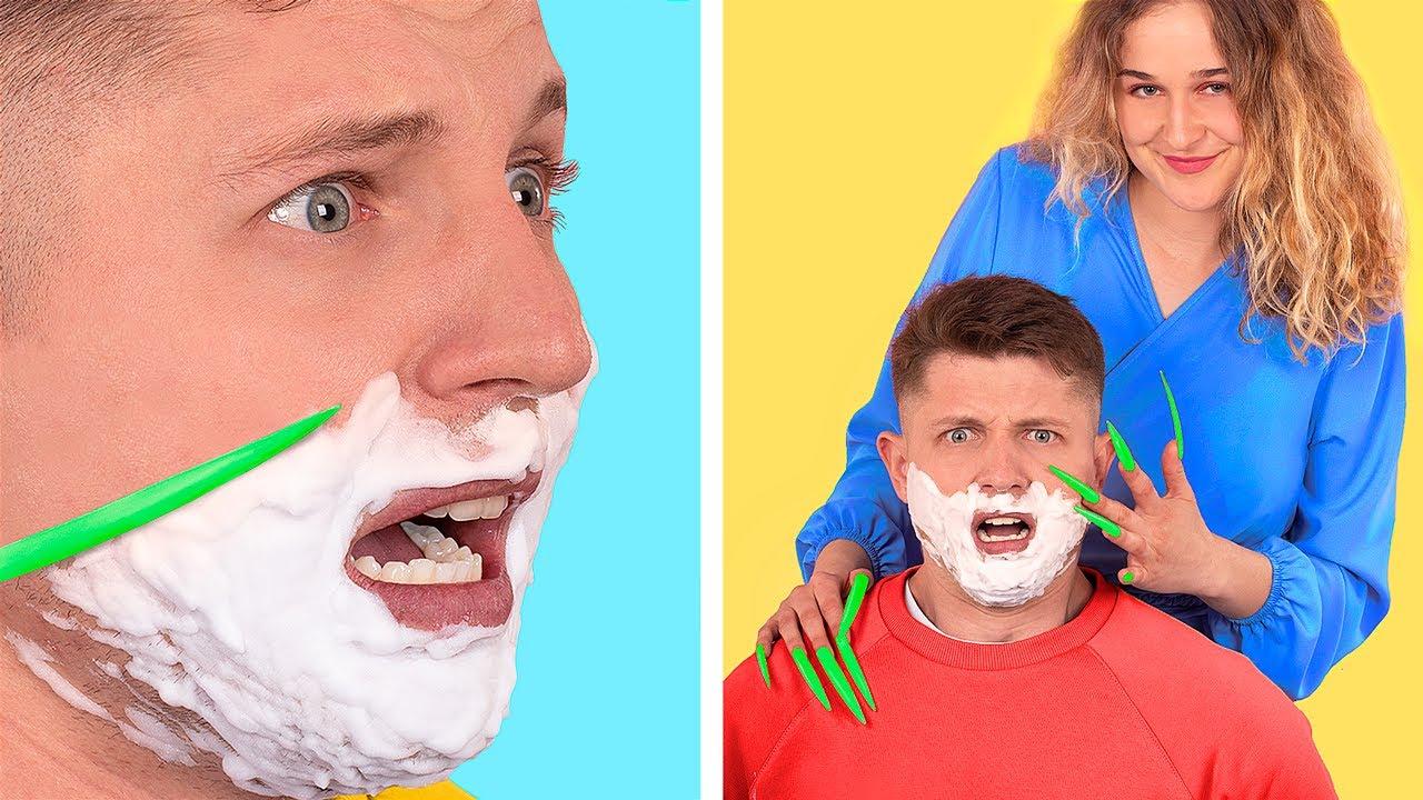 مشاكل البنات مع الأظافر الطويله