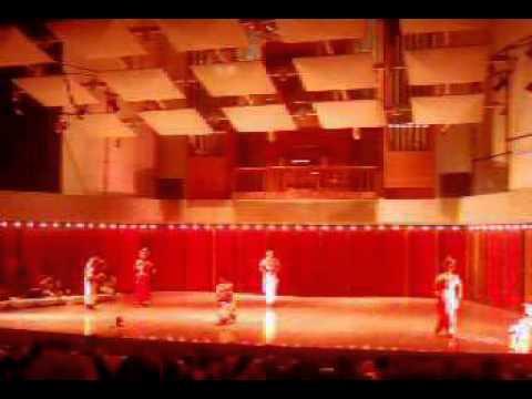 Odissi dance program in Omaha