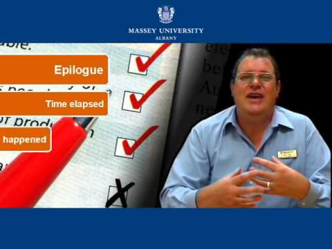 University report writing site