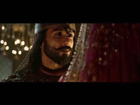 Kesariya Balam / Video song : padmavati