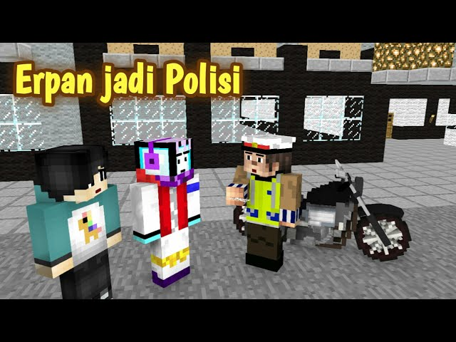 CUMA ADA DI BULAN RAMADHAN ft. 4 BROTHER - Sketsa Ramadhan | Minecraft Animation Indonesia