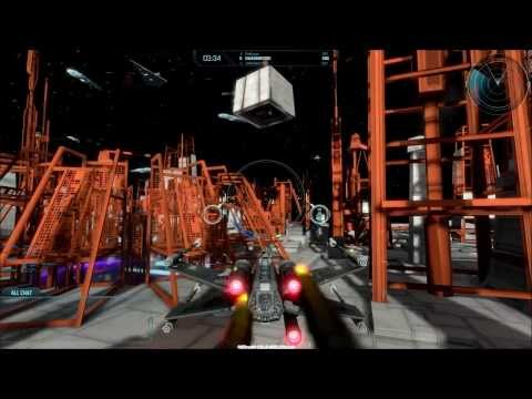 Star Wars Attack Squadron Gameplay