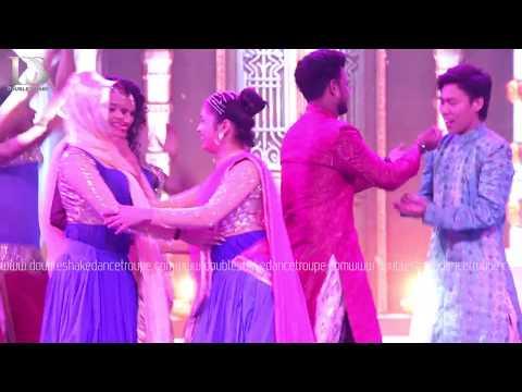 Sampoorna Vivah Family meets Dance Drama Double Shake Dance Troupe New Delhi Mumbai India