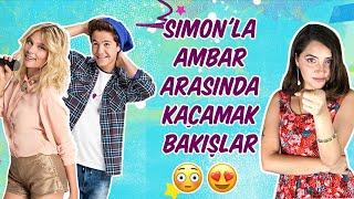 Simon'la Ambar Arasında Kaçamak Bakışlar 😳😍| Disney Channel'dan Sihirli Haberler✨