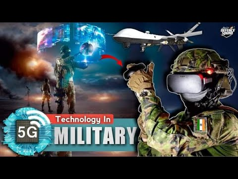 Role of 5G Technology In Military