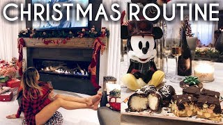 PERFECT CHRISTMAS DAY ROUTINE   Angie Bellemare