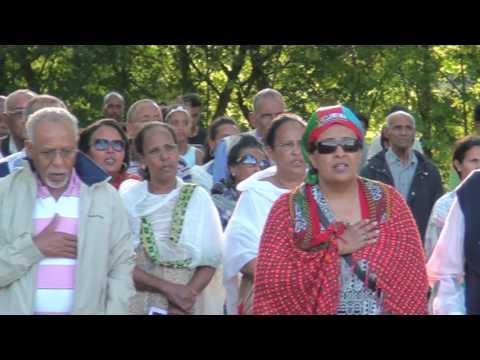 Eritrean Martyrs Day 20th June 2017 in Frankfurt Germany