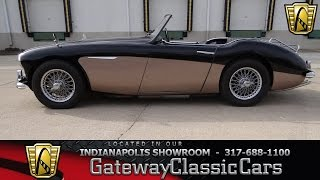1962 Austin Healey 3000 - Gateway Classic Cars - #683 NDY