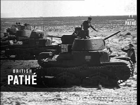 Capture Of Benghazi - 05/02/1941 (1941)