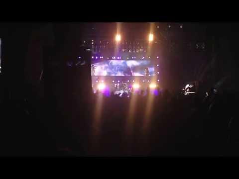 Skillet Finale (Rebirthing) | Lifefest 2013 | Oshkosh, WI (Jul 12, 2013)