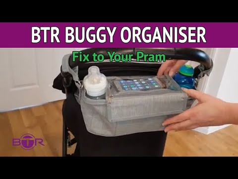 how-best-to..-attach-btr-buggy-organiser-to-a-1-handle-pram-fixing