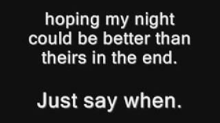All Time Low - Jasey Rae + Lyrics