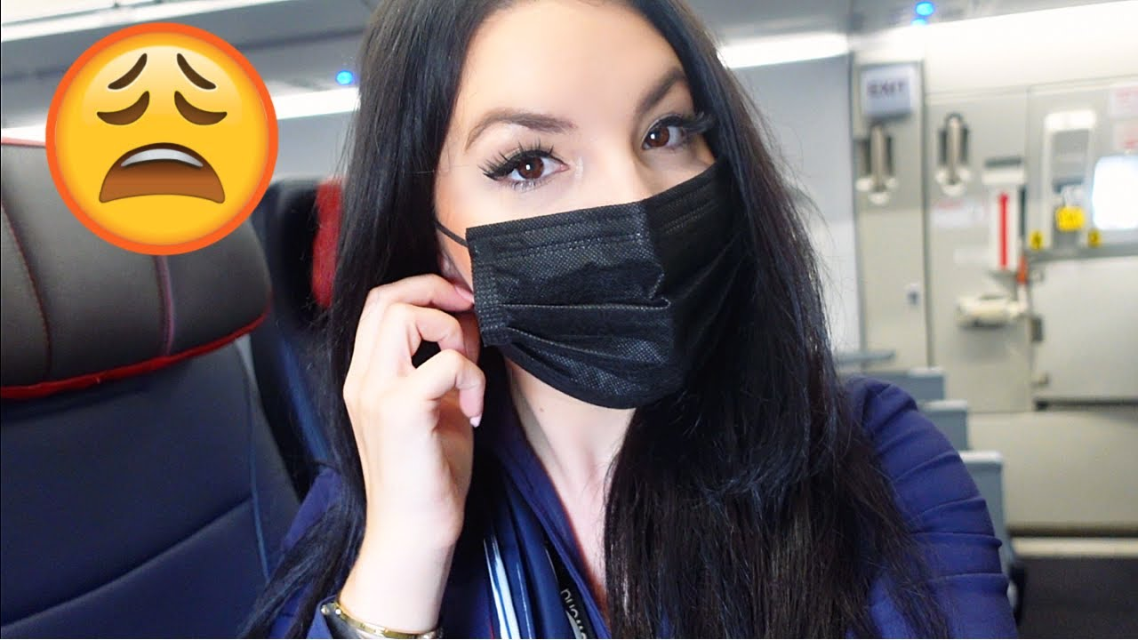 THIS ONLY HAPPENS TO ME!! - Life Of A Flight Attendant - Vlog 2021