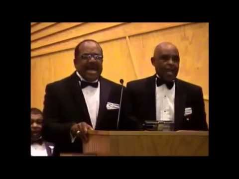 "Memphis Southern Male Chorus ""Jesus Getting Us Ready For That Great Day"" Nathan Boyd"