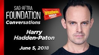 Conversations with Harry Hadden-Paton