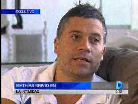 Domingo al Día - 280413 - Mathías Brivio en la intimidad