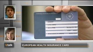 euronews U talk - La tessera europea di assicurazione malattia