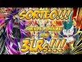 SORTEO CUENTA DOKKAN 3 LRs !!!! // DBZ Dokkan Battle