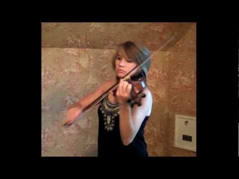 Bleach: Never Meant to Belong - Violin Cover - Taylor Davis