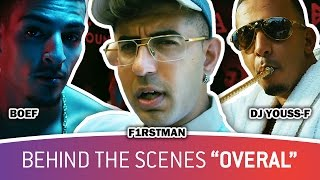 F1rstman & DJ Youss-F Ft Boef - Overal [MAKING-OF] - #VLOG 24 | JASSINSWORLD