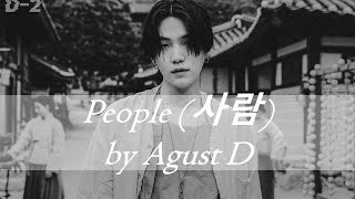 Download lagu [SUB INDO] AGUST D - PEOPLE