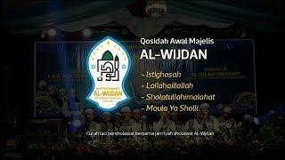 Qosidah Awal Majelis | AL WIJDAN | P2S2 | Curahlaci Bersholawat