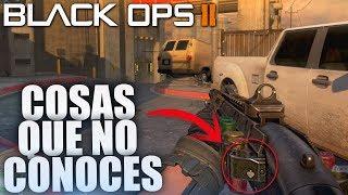 CURIOSIDADES QUE NO CONOCES EN BLACK OPS 2 - KaotiiKEsp