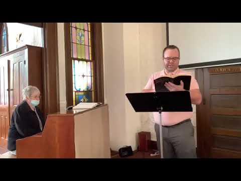 April 19 Worship (Acts 2:14,22-32 and John 20:19-31) by Pastor Brad Schutt