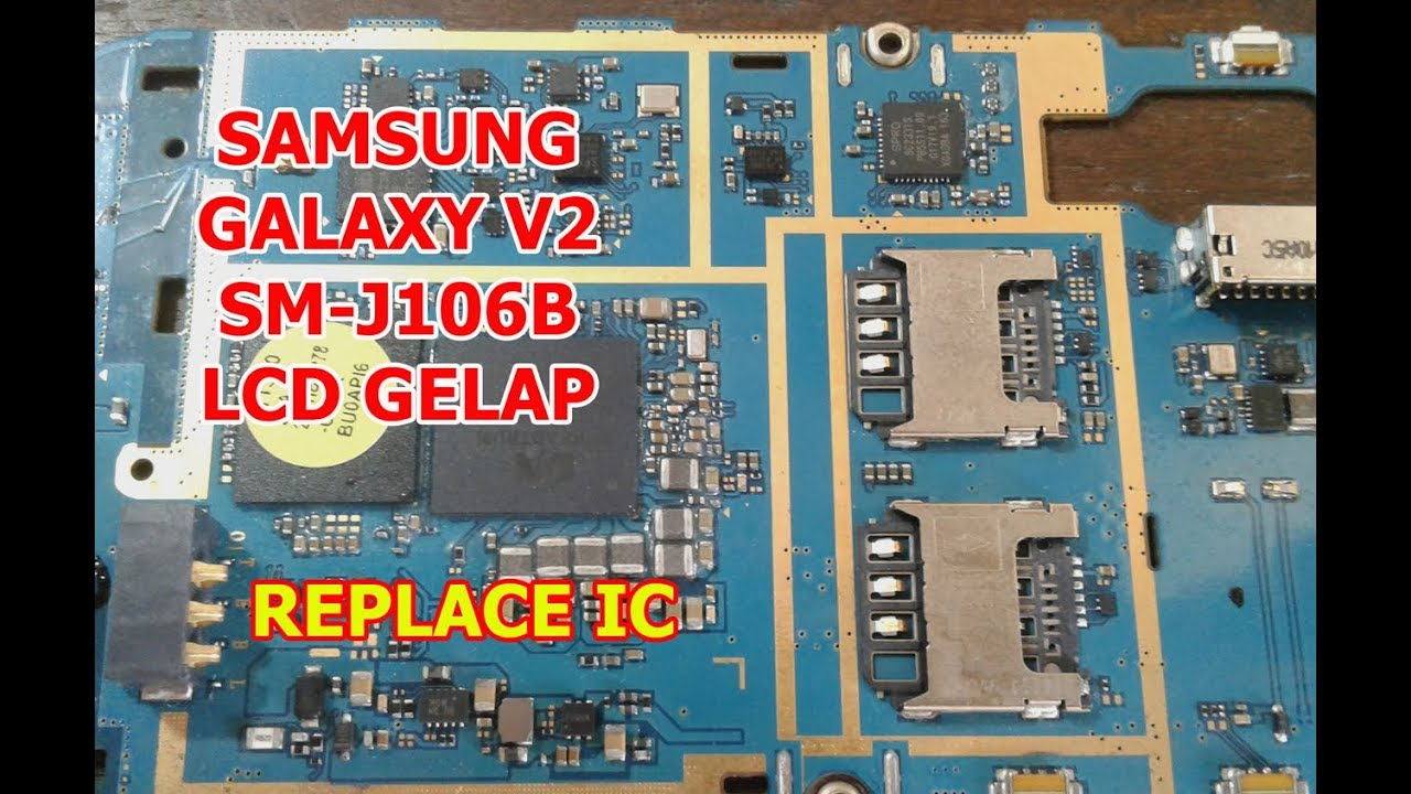 Samsung J1 Mini Prime SM J106B LCD Solution