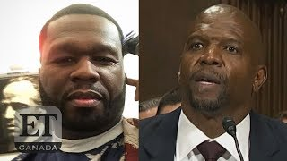 50 Cent Mocks Terry Crews' Assault